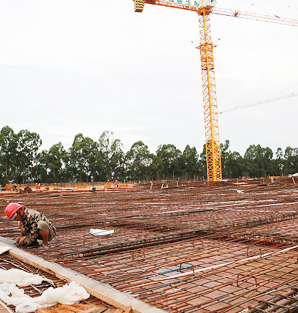 建筑模板厂